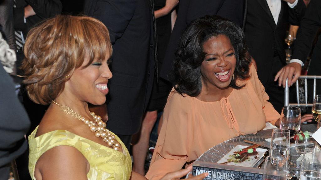 Oprah Winfrey Gayle King theGrio.com