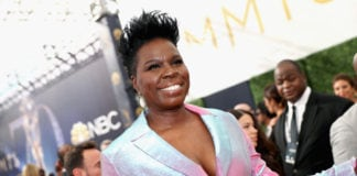 Comedian Leslie Jones attends the 70th Annual Primetime Emmy Awards at Microsoft Theater on September 17, 2018 in Los Angeles, California. (Photo by Rich Polk/Getty Images for IMDb)