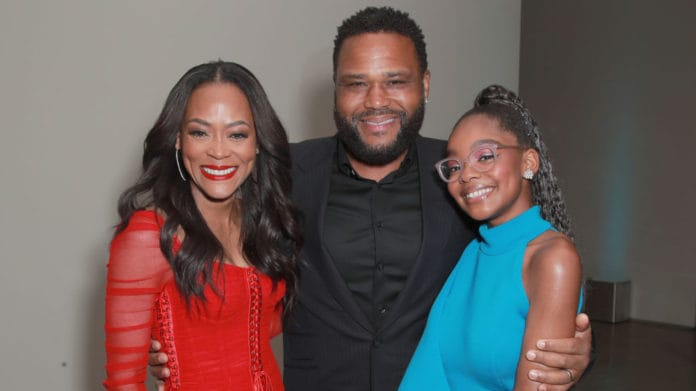 Robin Givens/ Anthony Anderson