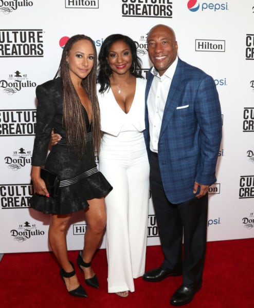 Byron Allen, Joi Brown, Amy Barnett