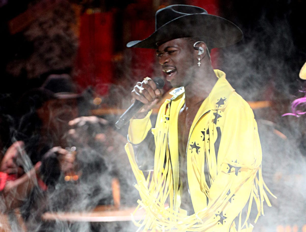 Lil Nas X riding high as 'Old Town Road' hits 15th week atop Billboard Chart