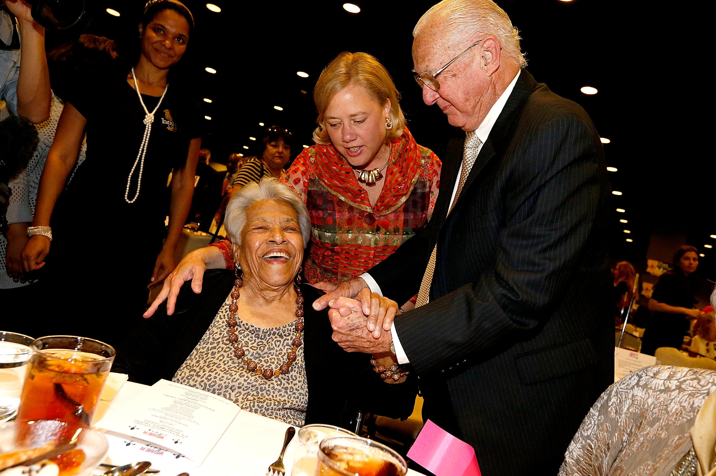 New Orleans' Leah Chase aka the 'Queen of Creole Cuisine' dead at 96