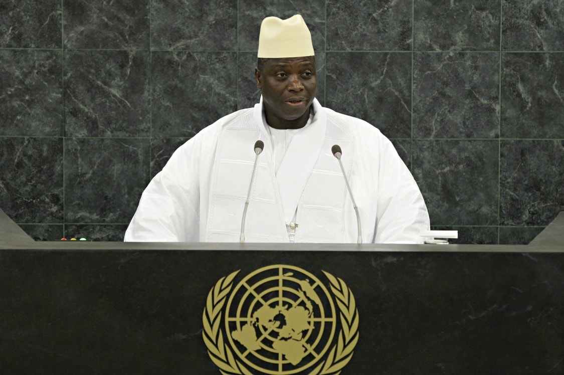 Multiple woman accuse Yahya Jammeh, ex-president of Gambia, of rape and sexual assault