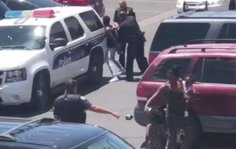 Family in controversial Phoenix arrest video speaks out