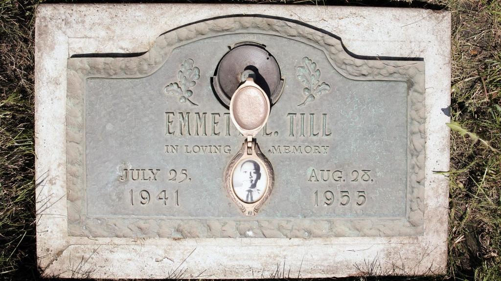Emmett Till thegrio.com
