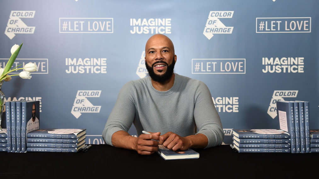 """WATCH: Common releasing new album 'Let Love' and drops single """"Hercules"""""""