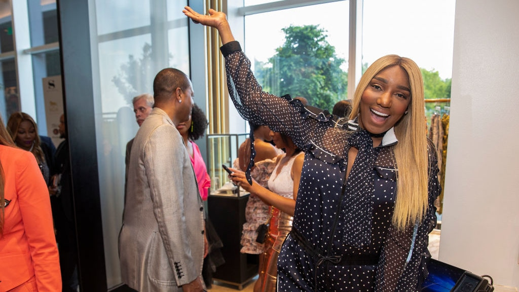 Nene Leakes insists she's happy about frenemy Cynthia Bailey getting engaged to Mike Hill