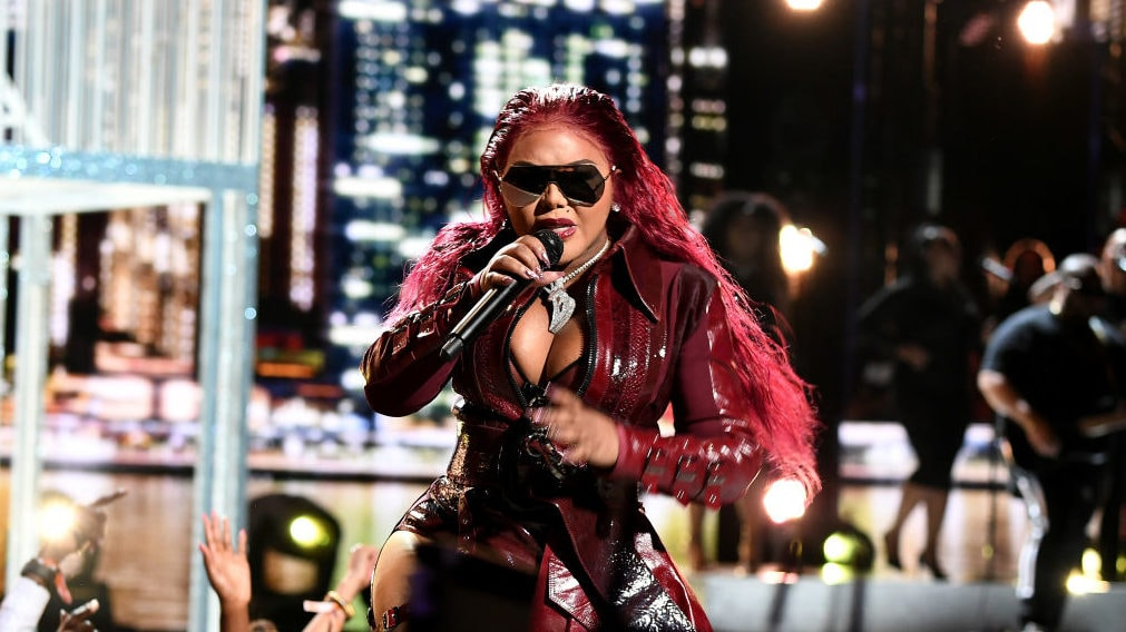 Lil Kim says new album '9' is a spiritual awakening: 'That number is very powerful for me'