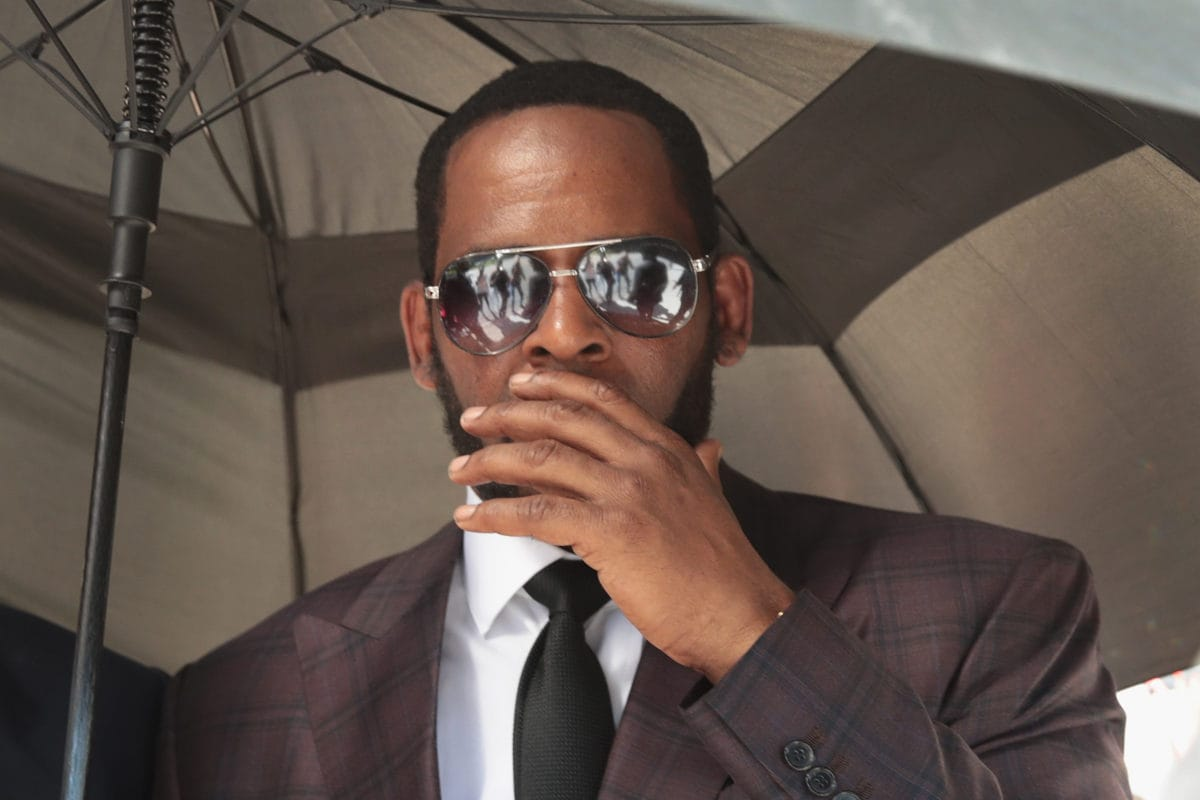 Chicago woman claims she was gang raped at R  Kelly's music