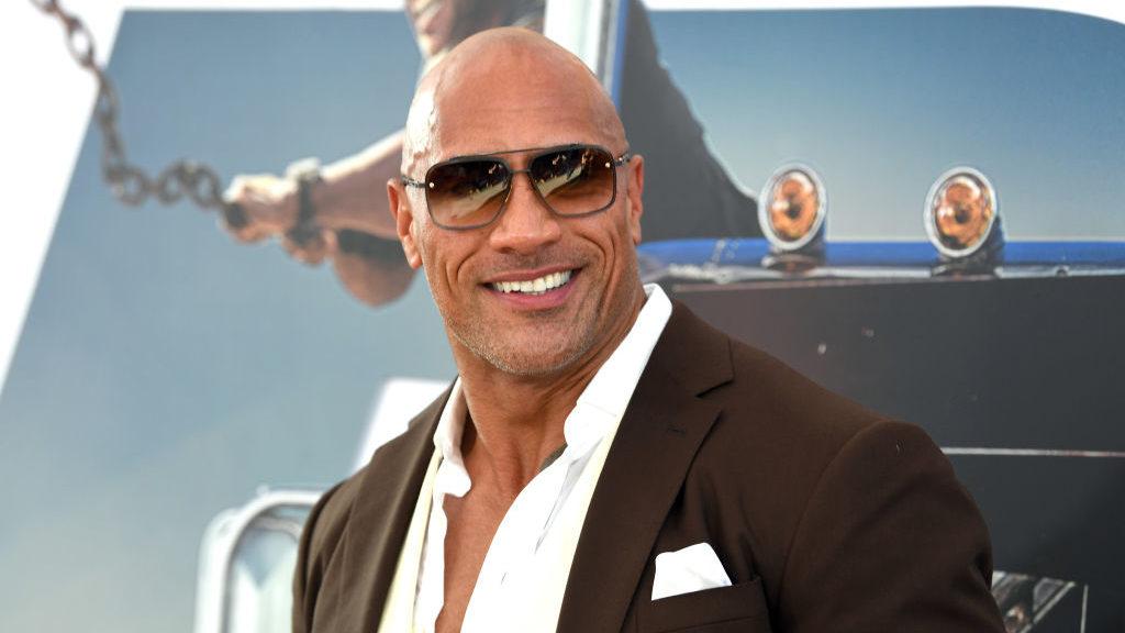 Dwayne 'The Rock' Johnson shocks social media fans with Hawaii wedding photo