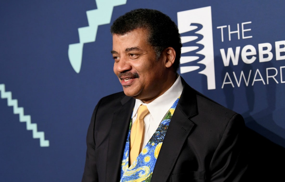 Neil deGrasse Tyson accused of downplaying down mass shootings issues apology
