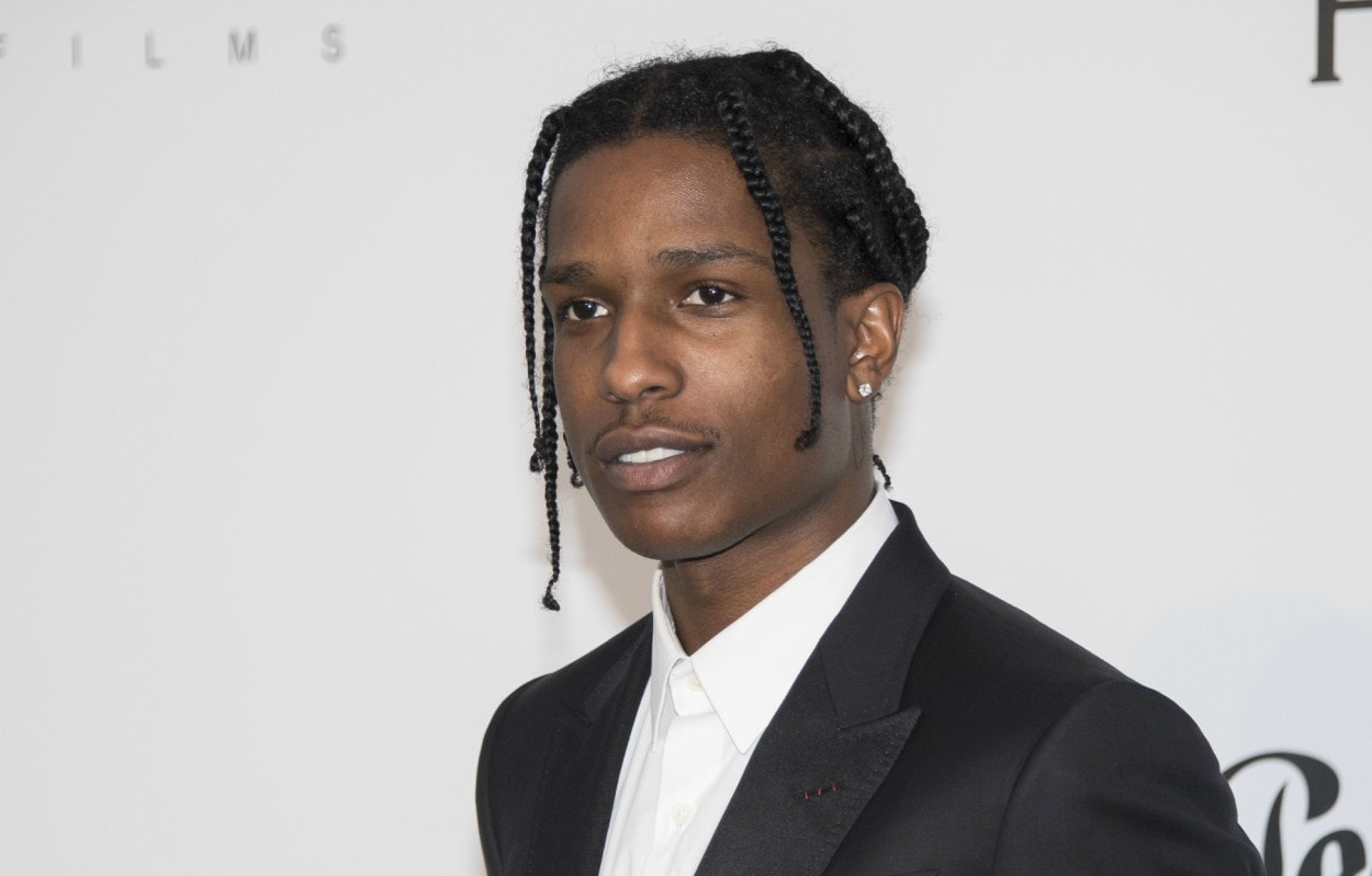 Trump's Black friends want A$AP Rocky to publicly thank president for Swedish prison release