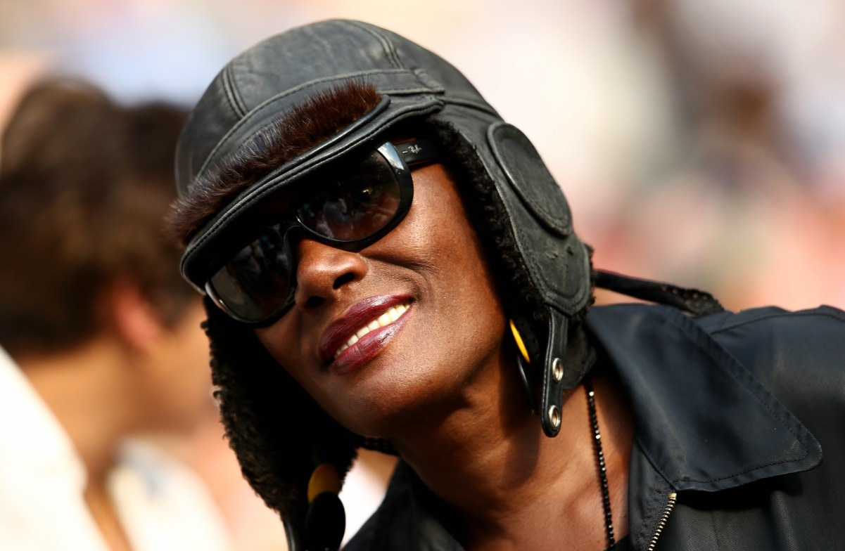 Grace Jones wasn't having the B.S., reportedly quit new Bond movie after minutes on set