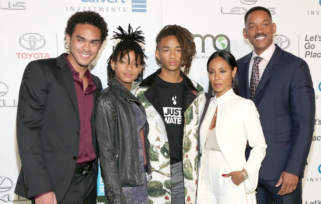At the end of the day, don't we need more Black parents like Will and Jada?
