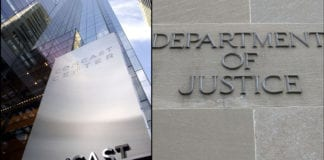 Comcast and the dept of justice thegrio