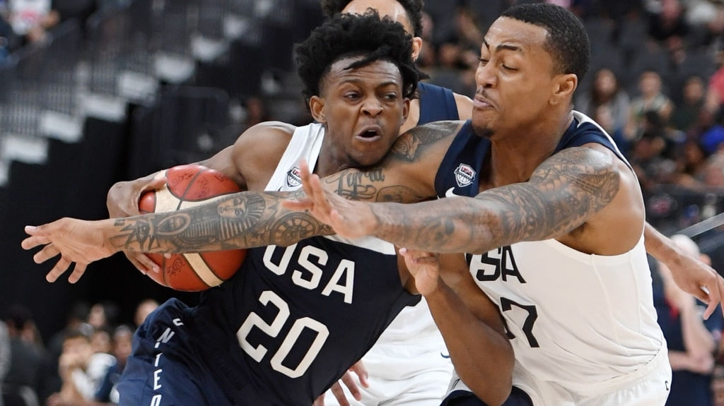 De'Aaron Fox becomes one of over a dozen players to back out of Team USA