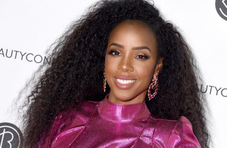 Kelly Rowland attends Beautycon Los Angeles 2019 Pink Carpet at Los Angeles Convention Center on August 10, 2019 in Los Angeles, California. (Photo by Gregg DeGuire/FilmMagic) thegrio.com