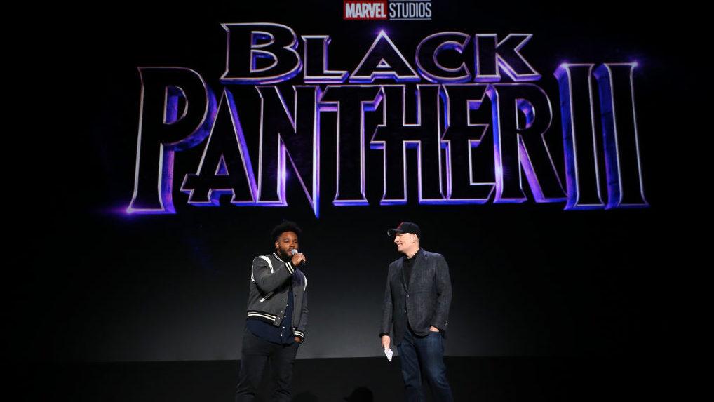 Ryan Coogler reveals details on 'Black Panther' sequel at D23