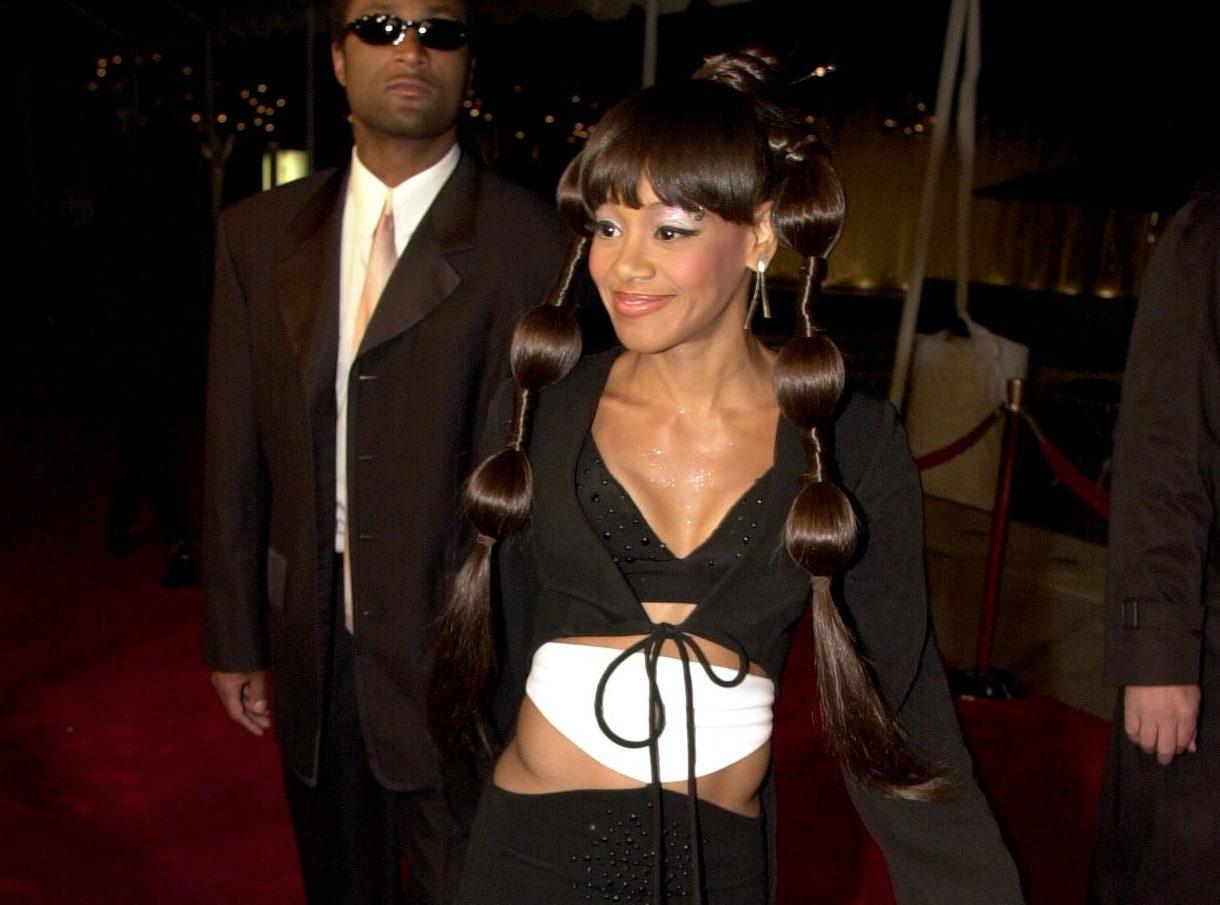 Left Eye And Lil Kim Flipboard: No, ...