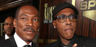 Eddie Murphy & Arsenio Hall