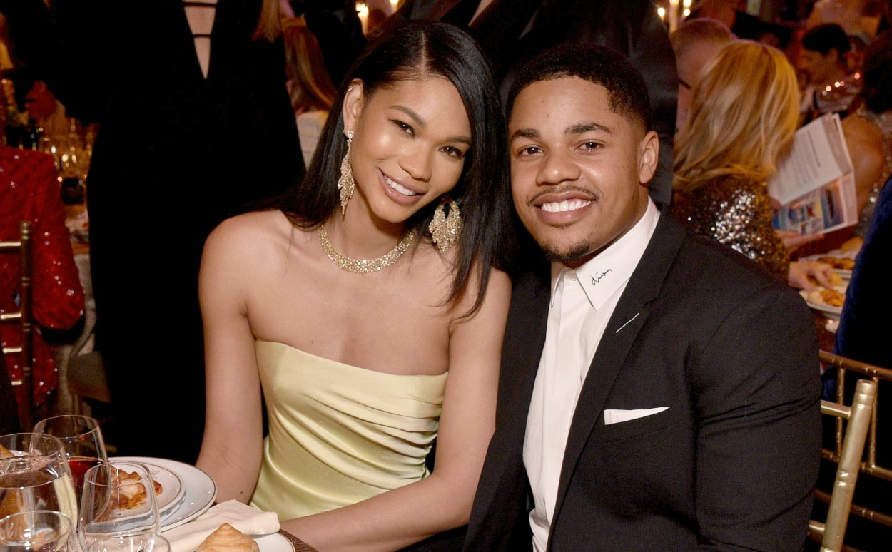 Chanel Iman announces second child with husband Sterling Shepard