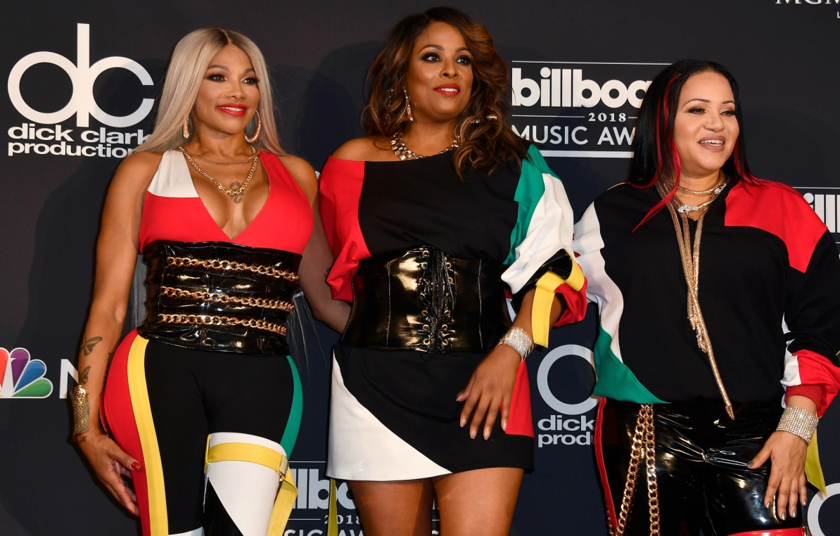 DJ Spinderella says 'relationship is over' with Salt-n-Pepa following biopic dispute – TheGrio
