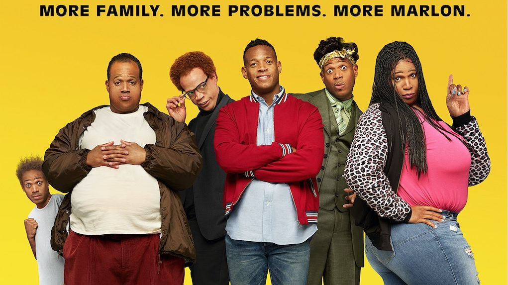 Marlon Wayans Plays Six Roles in New Netflix Comedy 'Sextuplets'