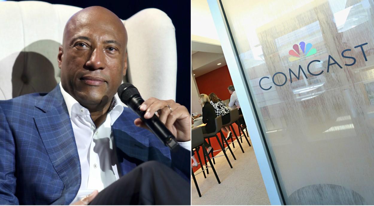 Congressional Black Caucus blasts Trump admin on DOJ brief in Civil Rights lawsuit against Comcast