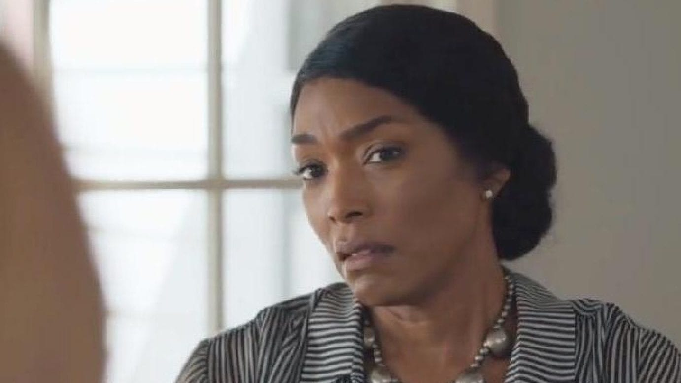 Angela Gots angela bassett is awesome in netflix's touching comedy