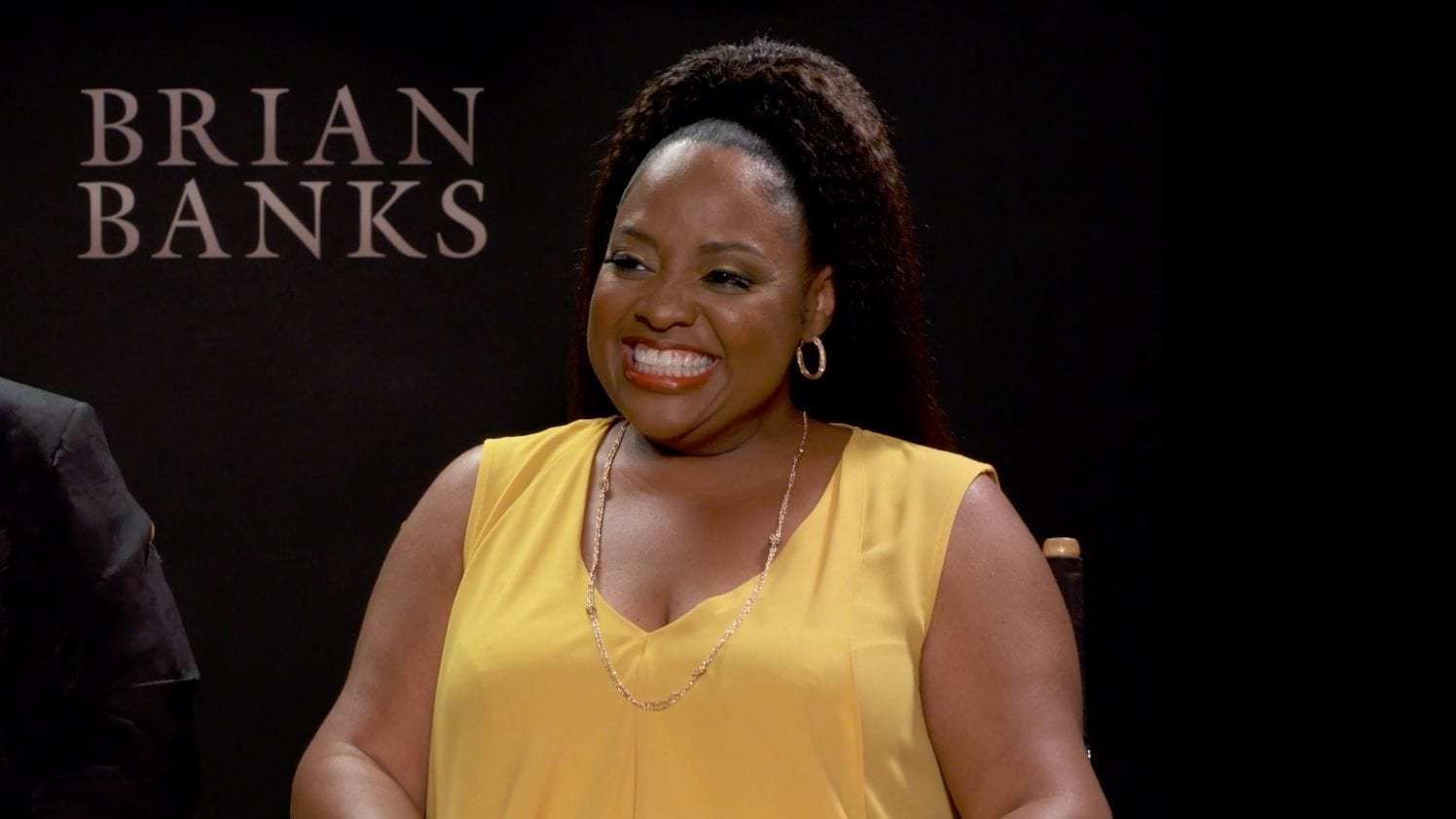 WATCH: Sherri Shepherd reveals why she fought for her role in 'Brian Banks'