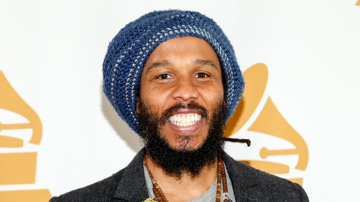 Ziggy Marley reveals his father Bob Marley let him start ...
