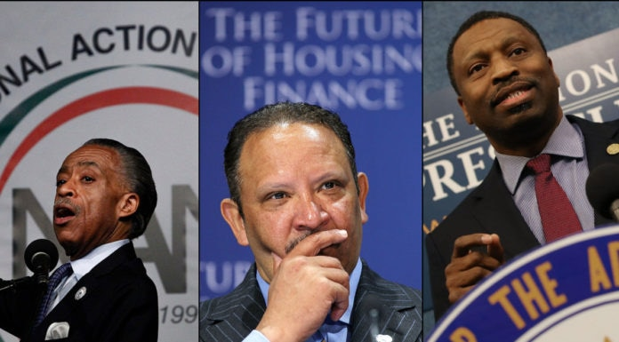 leaders of civil rights organizations