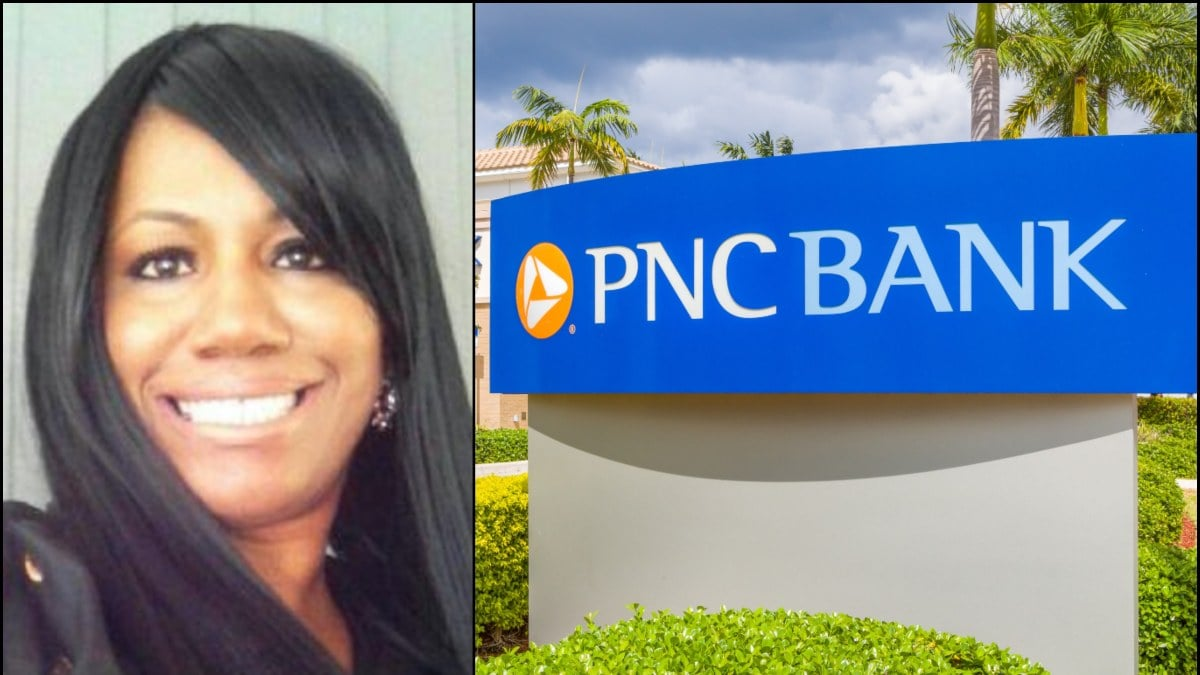 Black woman uses 153-year old civil rights law to sue PNC