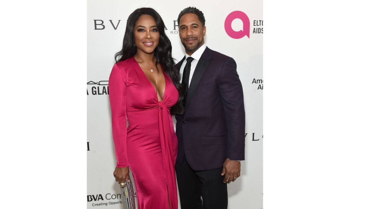 BREAKING NEWS: RHOA Star Kenya Moore and husband split after two years of marriage