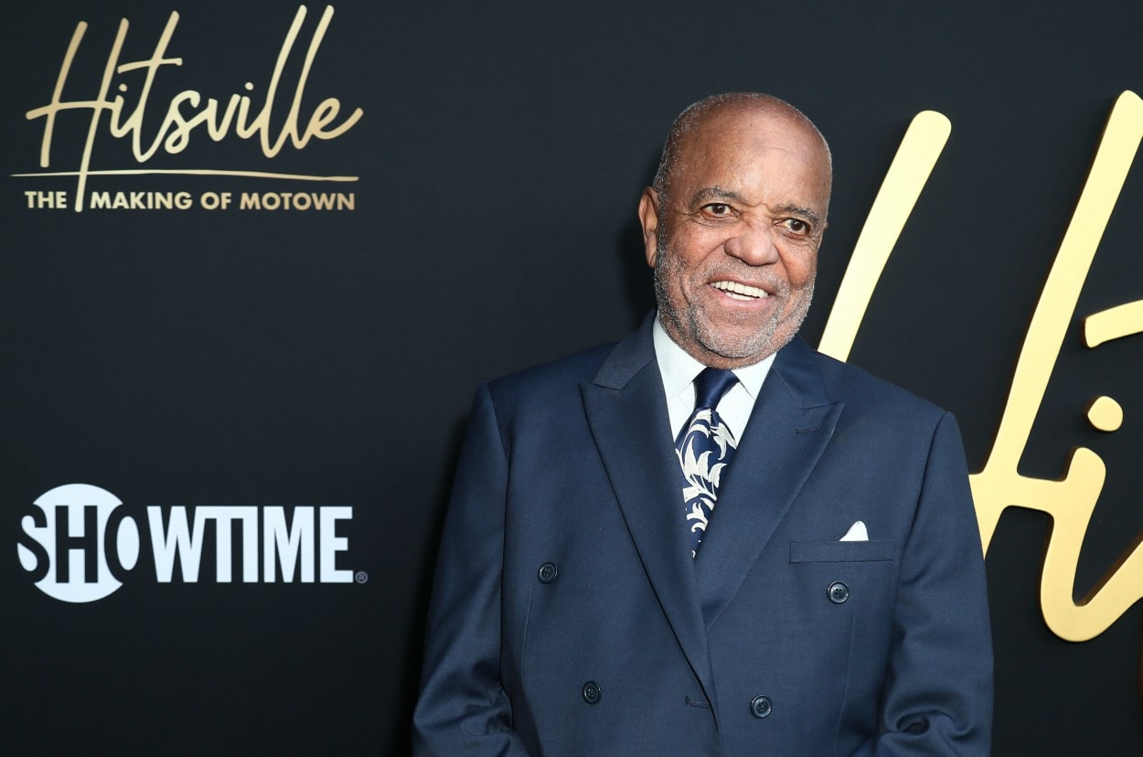 Motown Founder Berry Gordy takes a bow, announces retirement on 60th anniversary