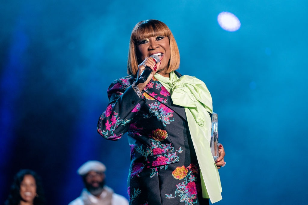 Patti LaBelle wants a husband, optimistic that she'll find the man of her dreams