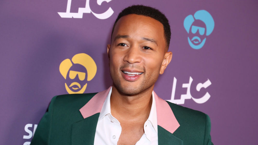 Higher: John Legend invests in new line of CBD edibles