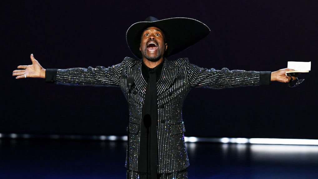 Billy Porter to play the Fairy Godmother in 'Cinderella' live-action remake