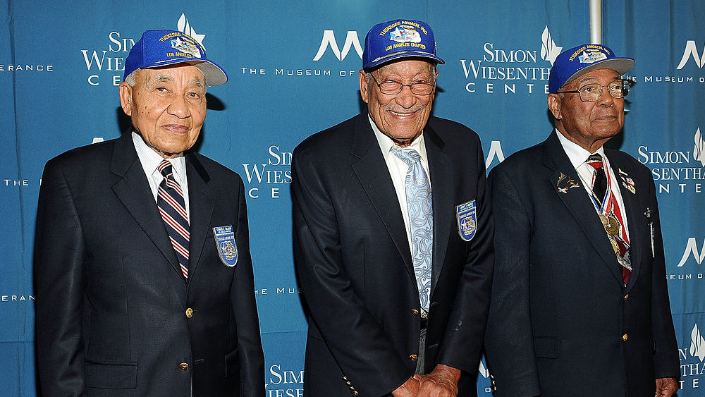 Air Force names new trainer jet in honor of Tuskegee Airmen