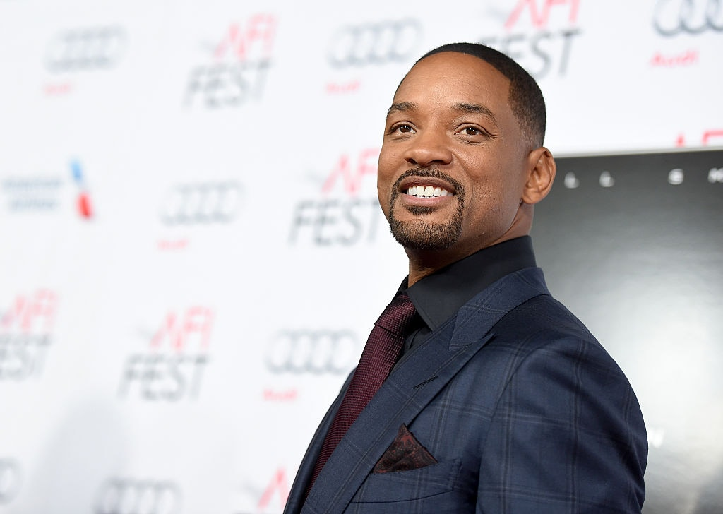 Will Smith Being Eyed to Play in Fantastic Four Reboot