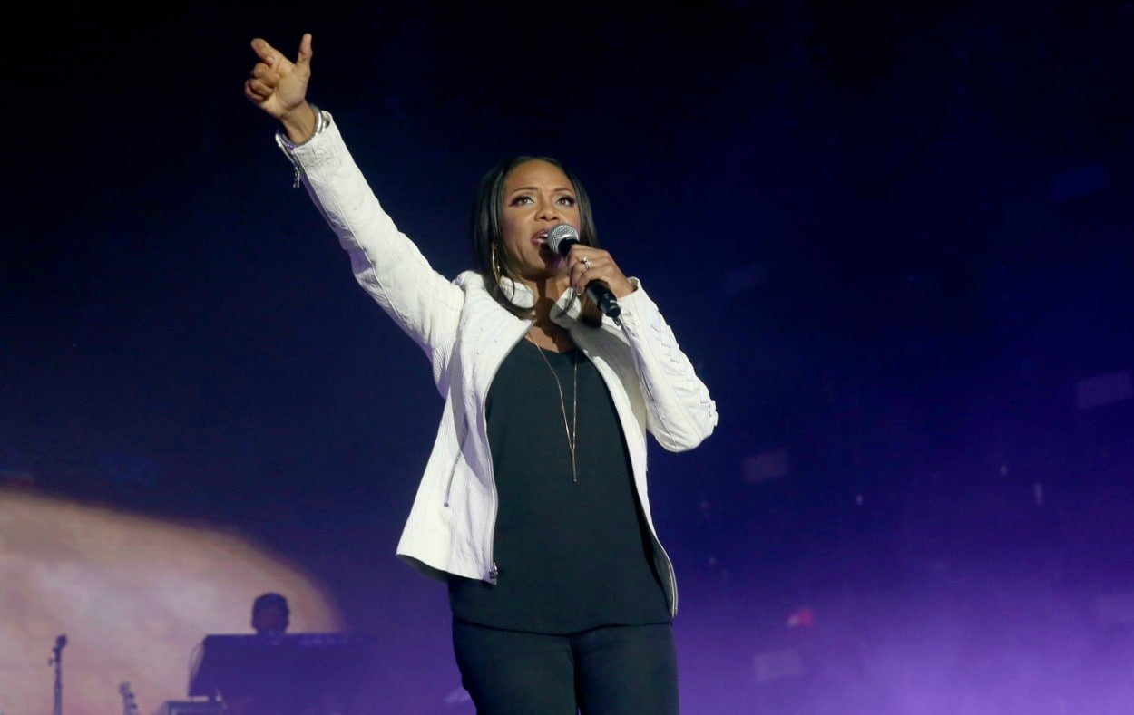 MC Lyte sued by employee for $38,000 in unpaid wages