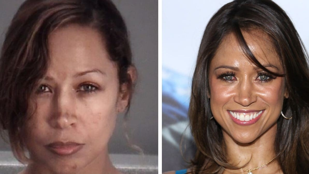 Stacey Dash identified as white in Florida sheriff's arrest report
