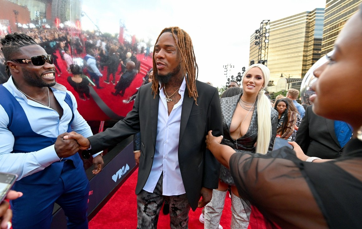 Rapper Fetty Wap arrested after allegedly assaulting hotel employees