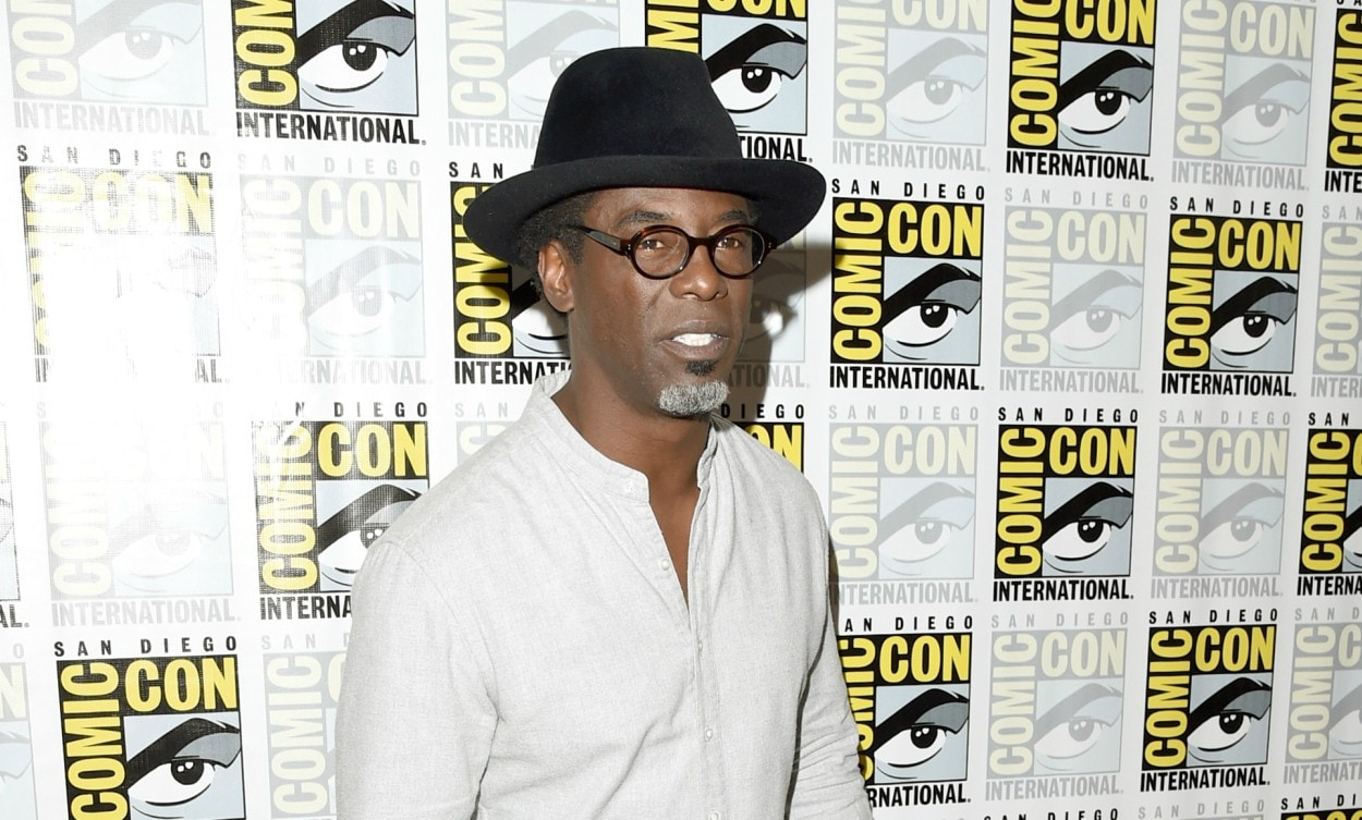 Isaiah Washington embraces conservatism; says other stars afraid to 'come out'