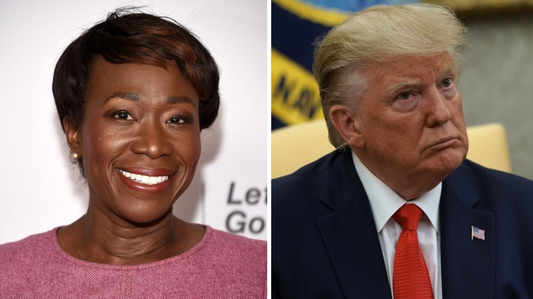 'Who the hell is Joy-Ann Reid?': Trump unsuccessfully tried to come for the popular MSNBC host on social media