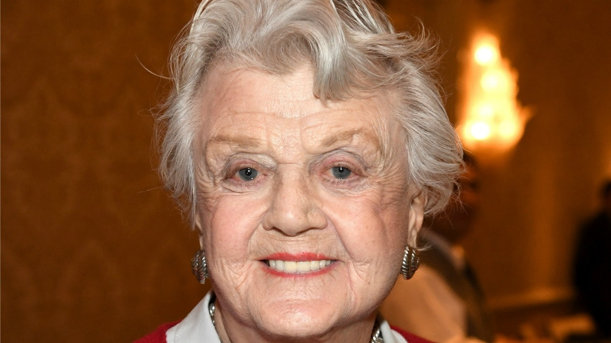 Angela Lansbury says she's thrilled to be 'Part of Reggae' after hearing 'Murder She Wrote' song