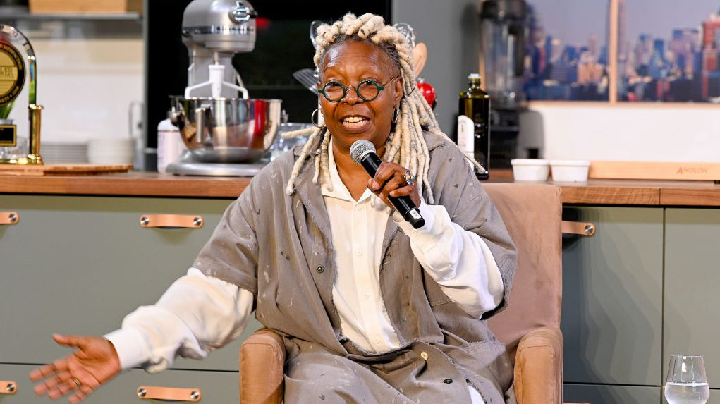 Here's why Whoopi Goldberg and PETA are beefing over bacon