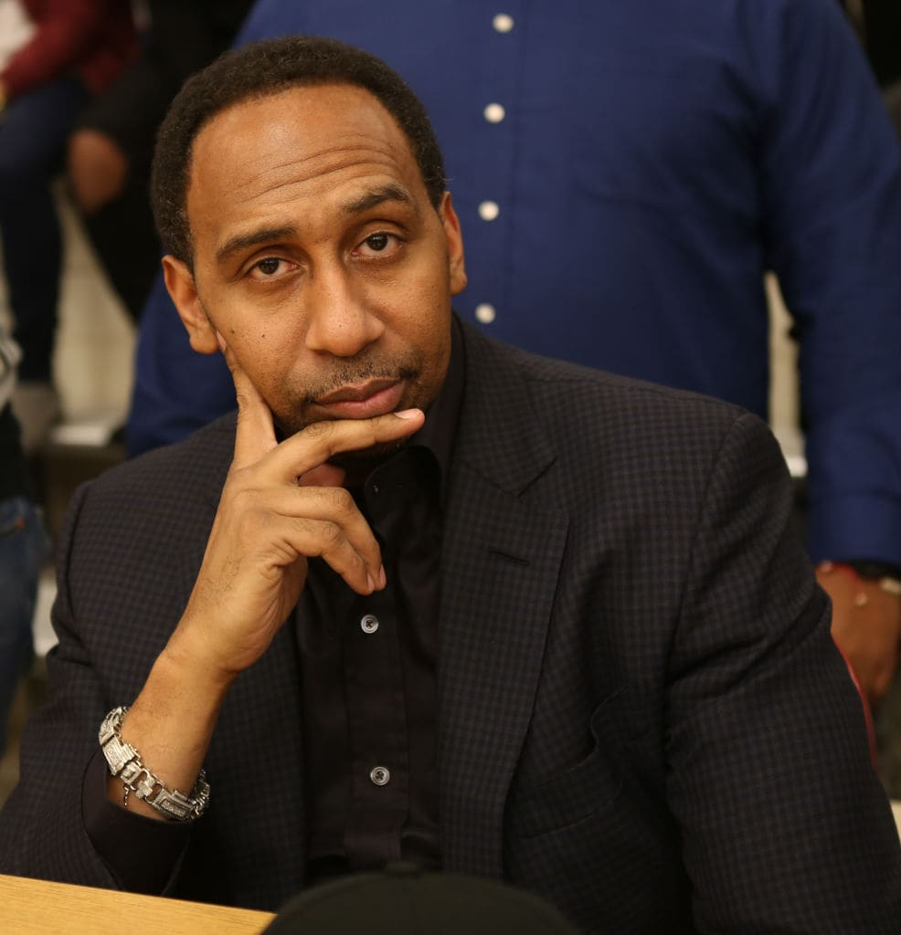 ESPN cuts to commercial after Stephen A. Smith starts political rant - theGrio