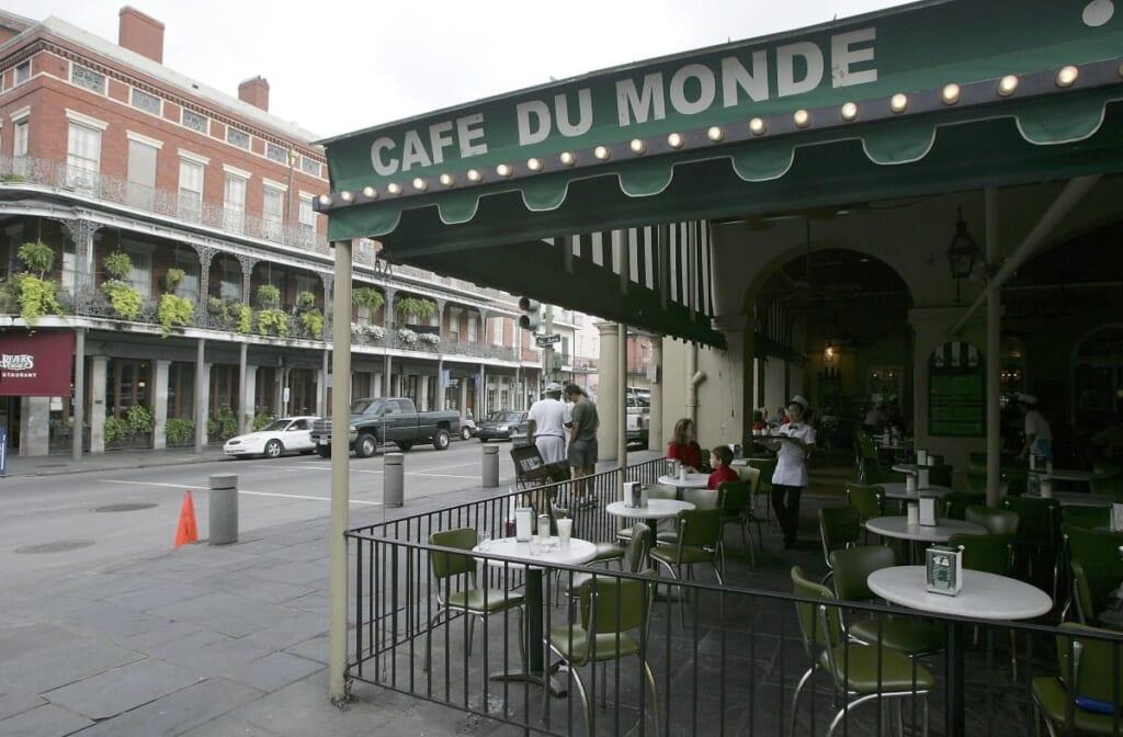 Cafe Du Monde thegrio.com