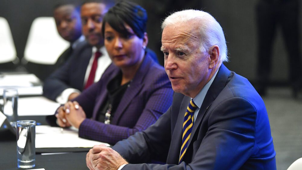 Joe Biden's boast of African American voter support backfires